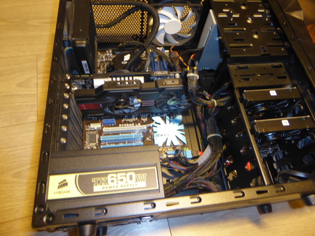 Panne d'ecran d'ordinateur 08510