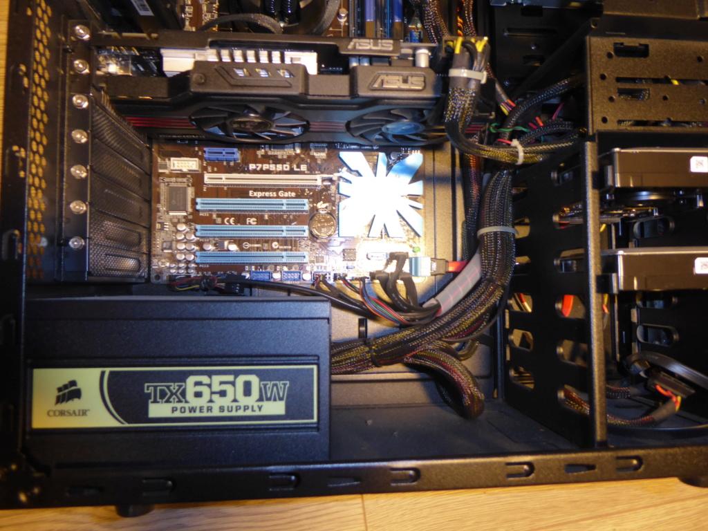 Panne d'ecran d'ordinateur 08710