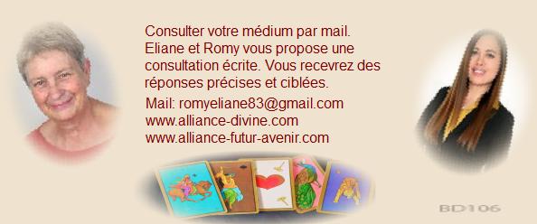 voyance mail Eliane13