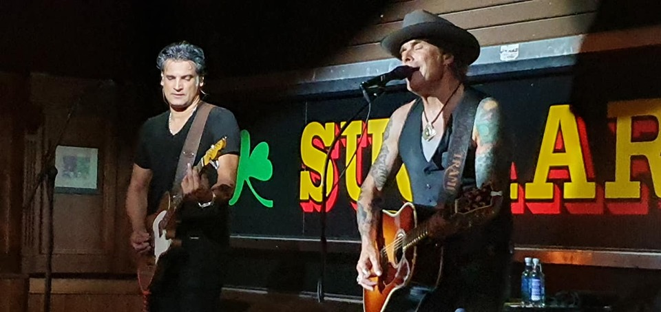 Mike TRAMP & Marcus NAND Villava Pampelune 14/09/2019 Mike_t11
