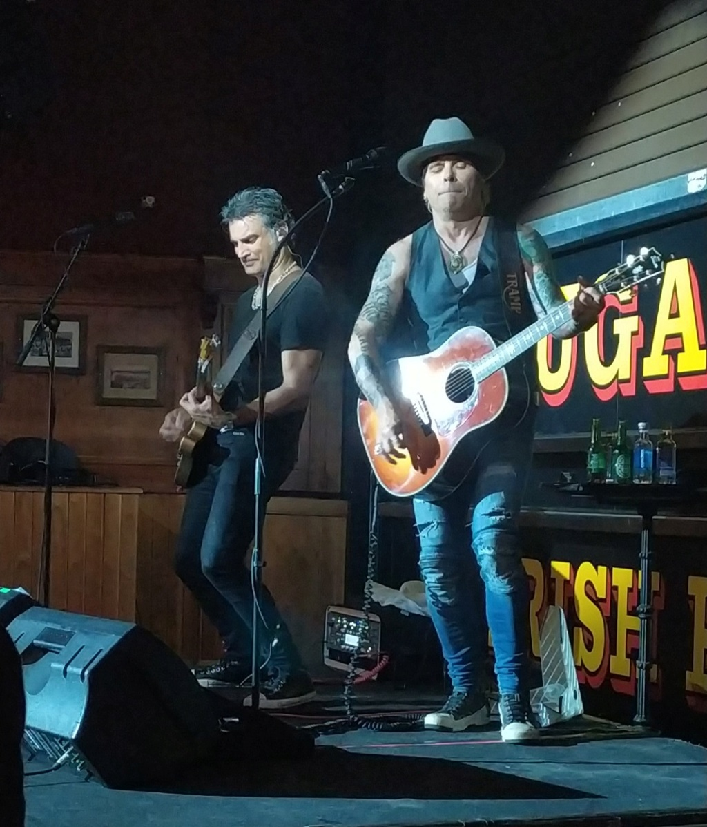 Mike TRAMP & Marcus NAND Villava Pampelune 14/09/2019 Mike_t31