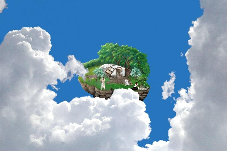 La pirogue et l'arbre  Retouc10