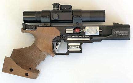 SOLD: Pardini SP Bullseye (2016) Gun111