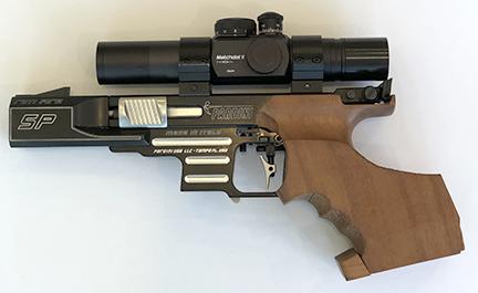 SOLD: Pardini SP Bullseye (2016) Gun211