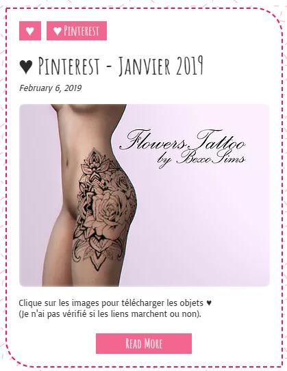 Le Monde de FannyChou'- Blog de Sims - Page 3 Janvie10