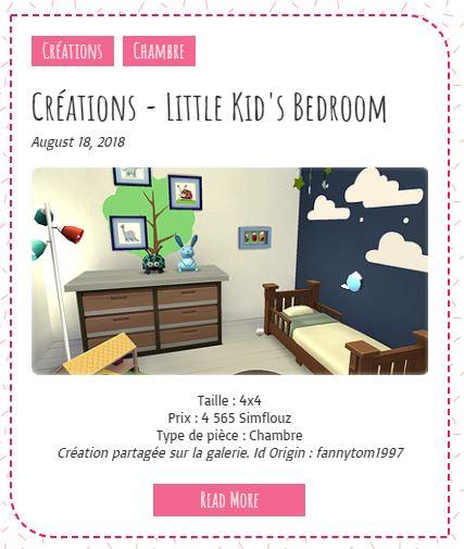 Le Monde de FannyChou'- Blog de Sims - Page 3 Litlle10