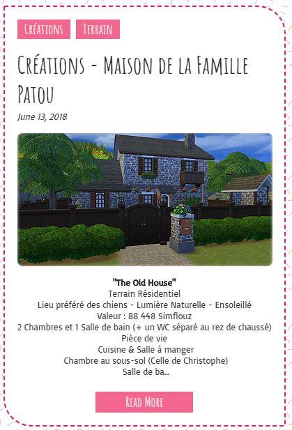 Le Monde de FannyChou'- Blog de Sims - Page 2 Old_ho10
