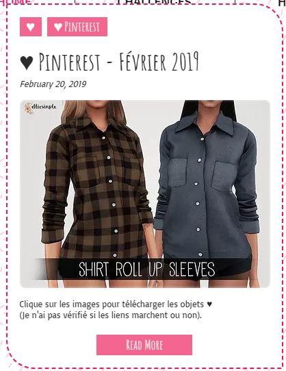 Le Monde de FannyChou'- Blog de Sims - Page 4 Pinter13