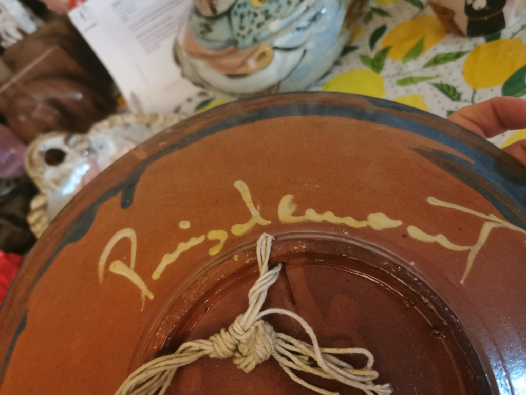 Any ideas on the nationality - Puigdemont Pottery, Spain  Img_2111