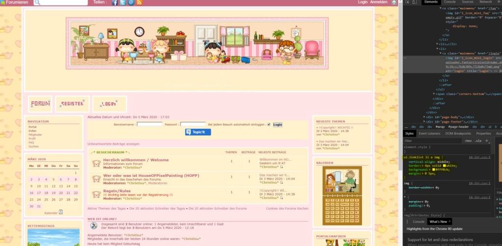 [phpBB3]Rahmen um das ganze Forum und die Startseite breiter stellen Border11