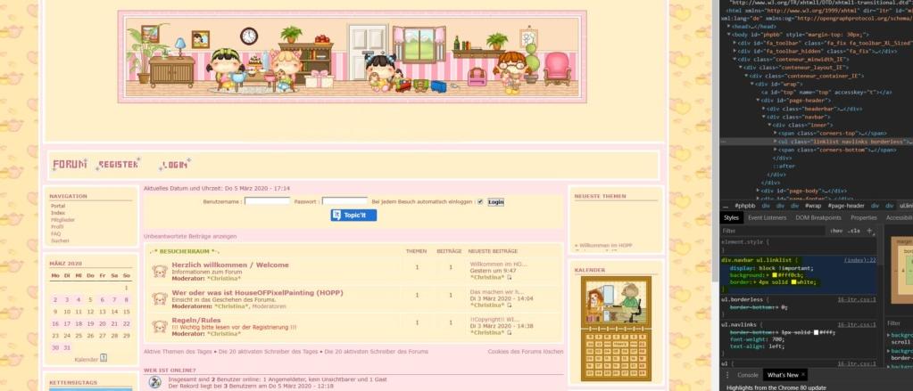 [phpBB3]Rahmen um das ganze Forum und die Startseite breiter stellen Border12
