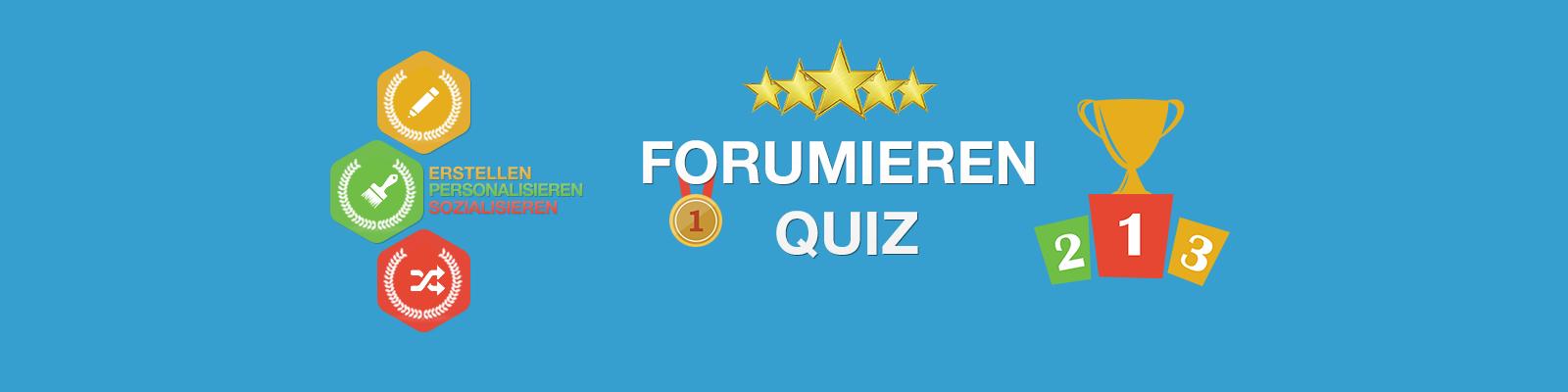 Das Forumieren Support-Forum - Portal Forumi12