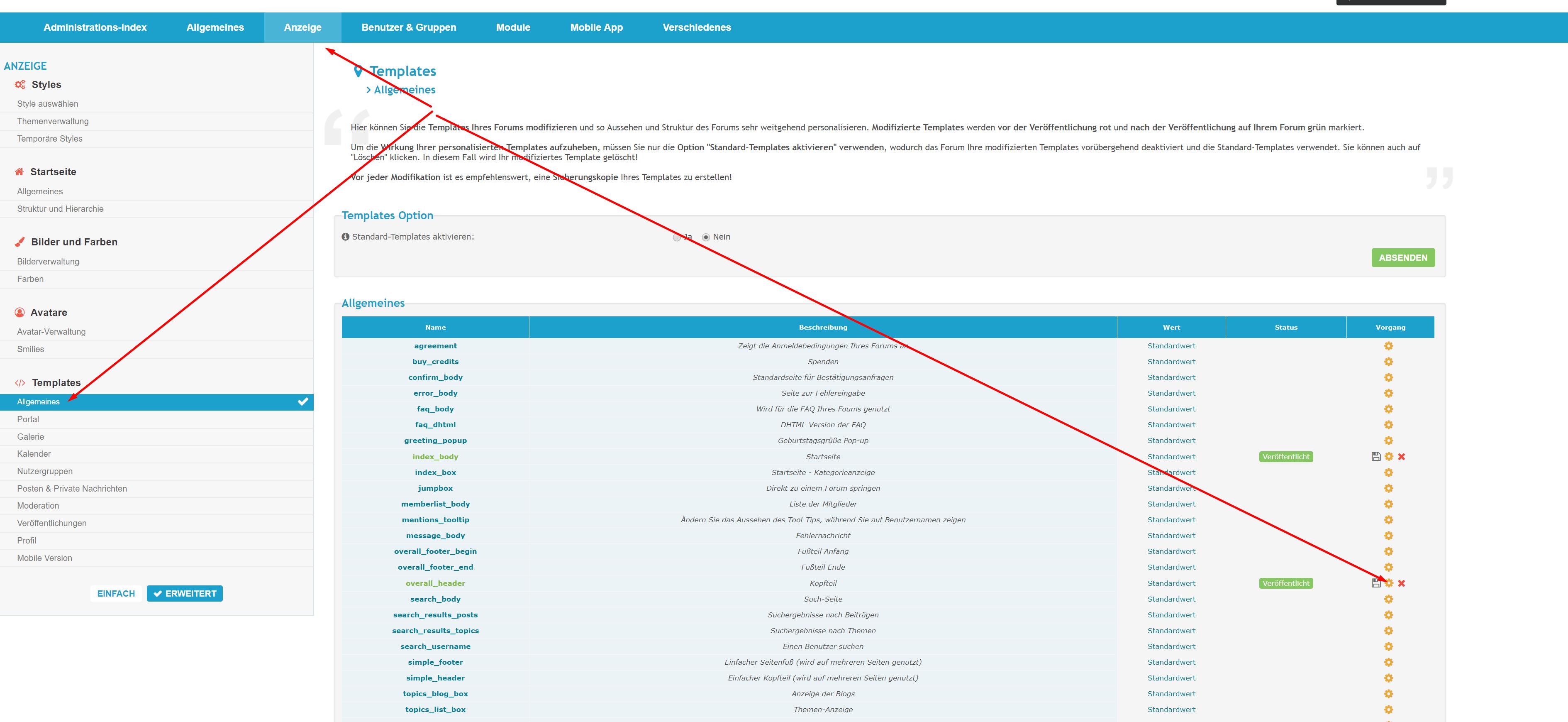 [phpBB3]Lauftext wird falsch angezeigt Screen15