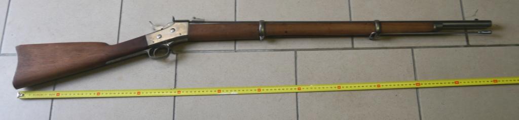 Rolling block calibre 58 CF P1050014