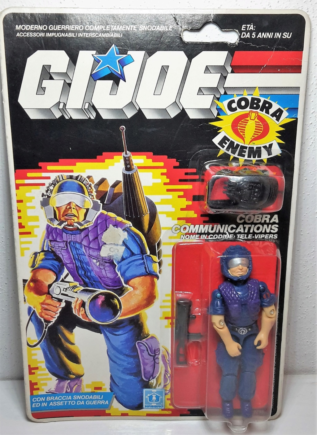 Cerco personaggi G.I. Joe Hasbro in Card Italiana 20180210