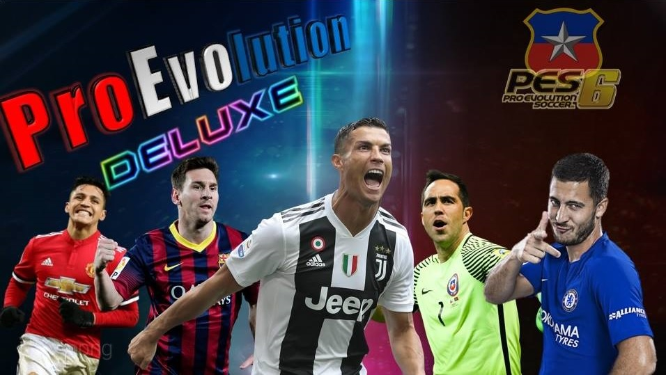 Pro Evolution Deluxe Chile
