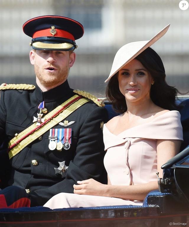Prince Harry & Meghan Markle  - Page 2 41083310