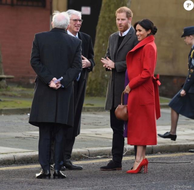 Prince Harry & Meghan Markle  - Page 3 45354511