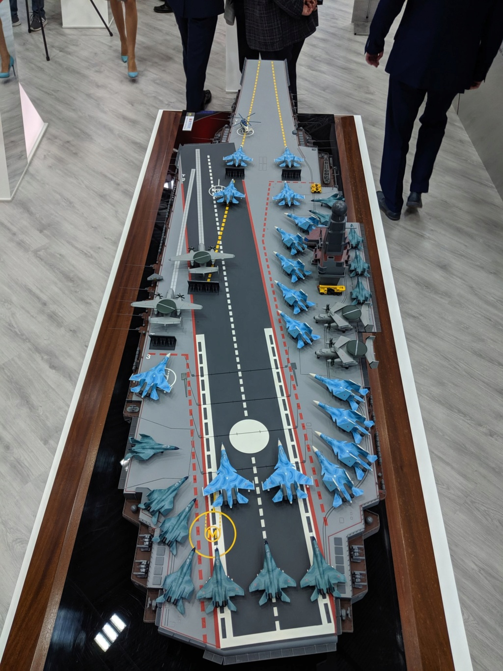 Future Russian Aircraft Carriers and Deck Aviation. #2 D_grl710