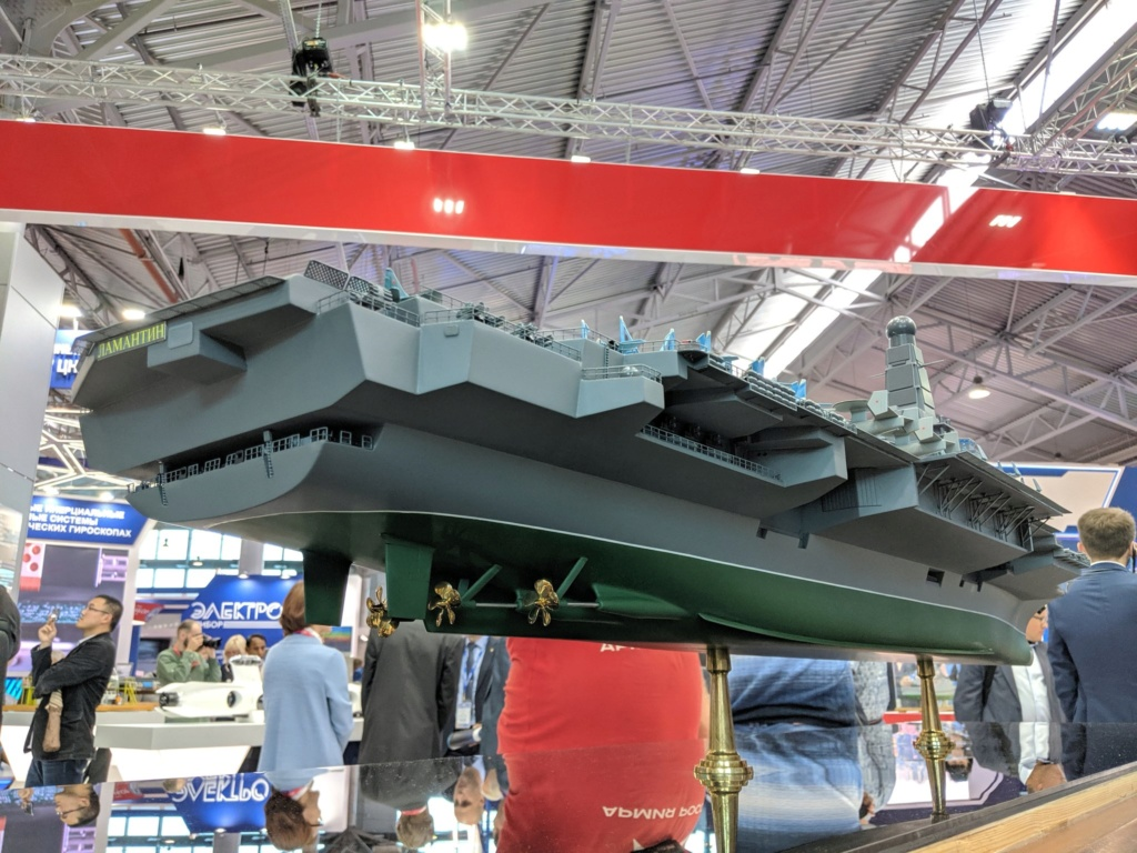 Future Russian Aircraft Carriers and Deck Aviation. #2 D_gro710