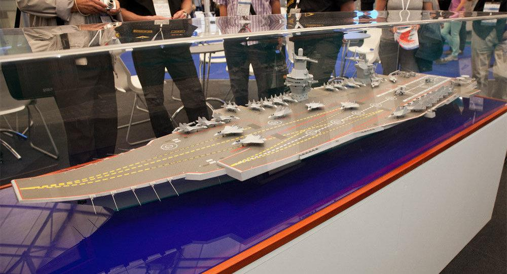 Future Russian Aircraft Carriers and Deck Aviation. - Page 40 D_ifs110