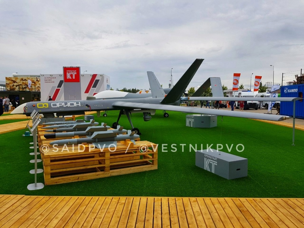 UAVs in Russian Armed Forces: News #2 - Page 4 Eglpjq10