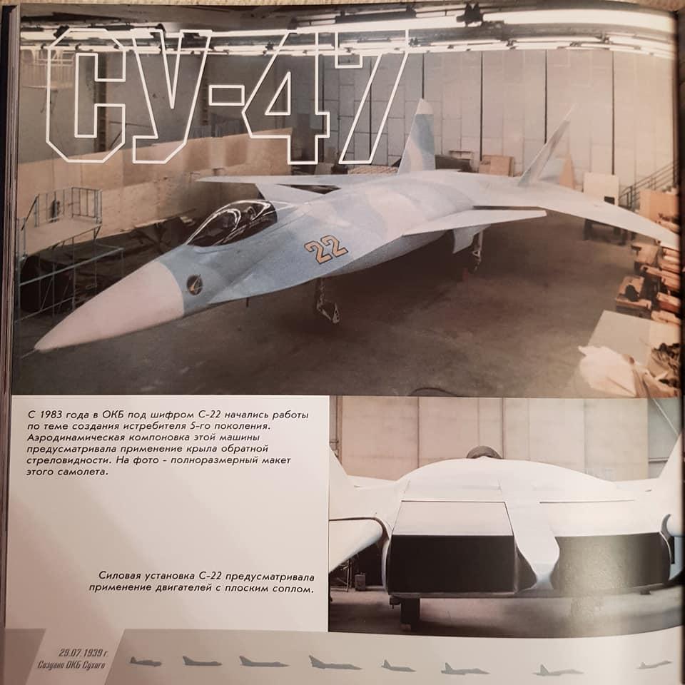 Su-47 Berkut and MiG 1.44  - Page 2 El22pk10
