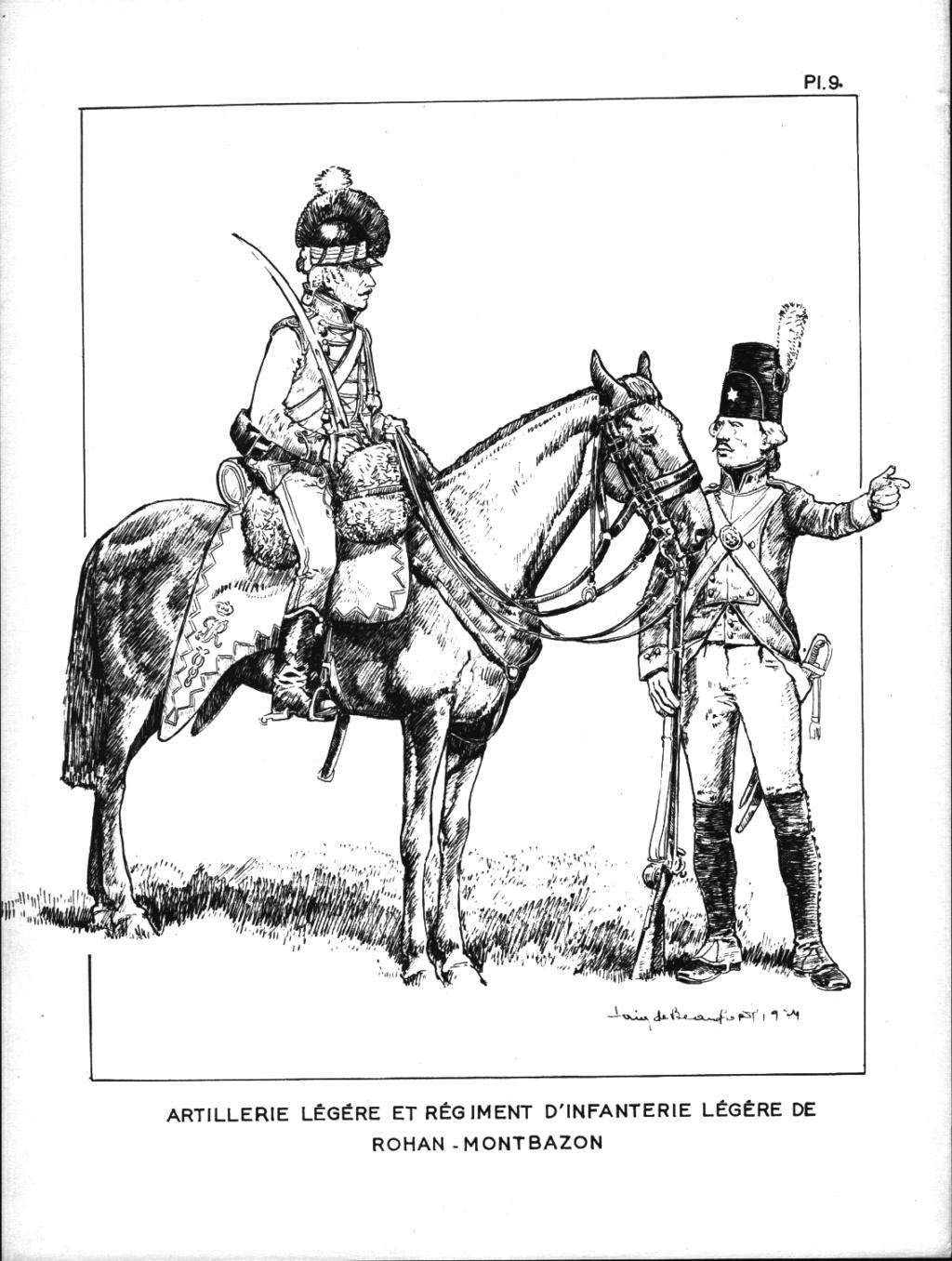 Quiberon, sa côte, ses chouans, ses bastons - Page 10 Artill11