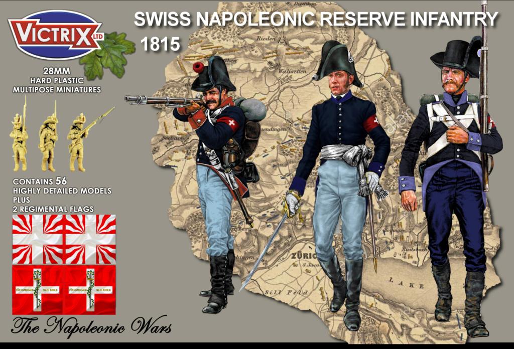 Armée suisse de 1815 Austri11