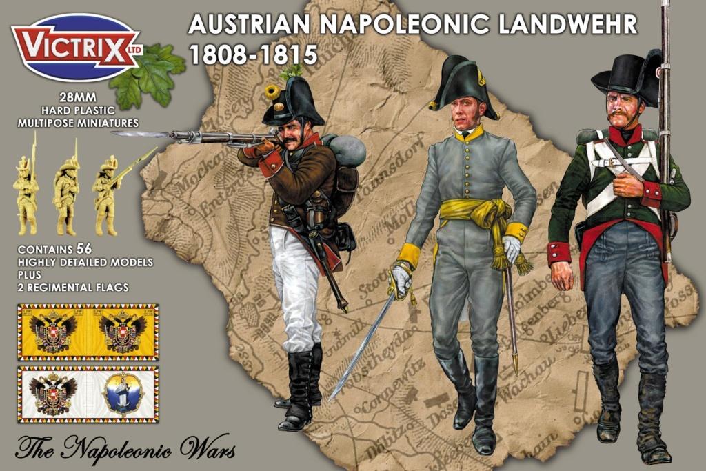 Armée suisse de 1815 Austri12