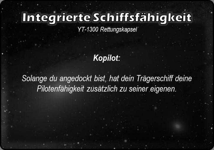 [Schiffsbeschreibung] YT-1300 Rettungskapsel 001_s113