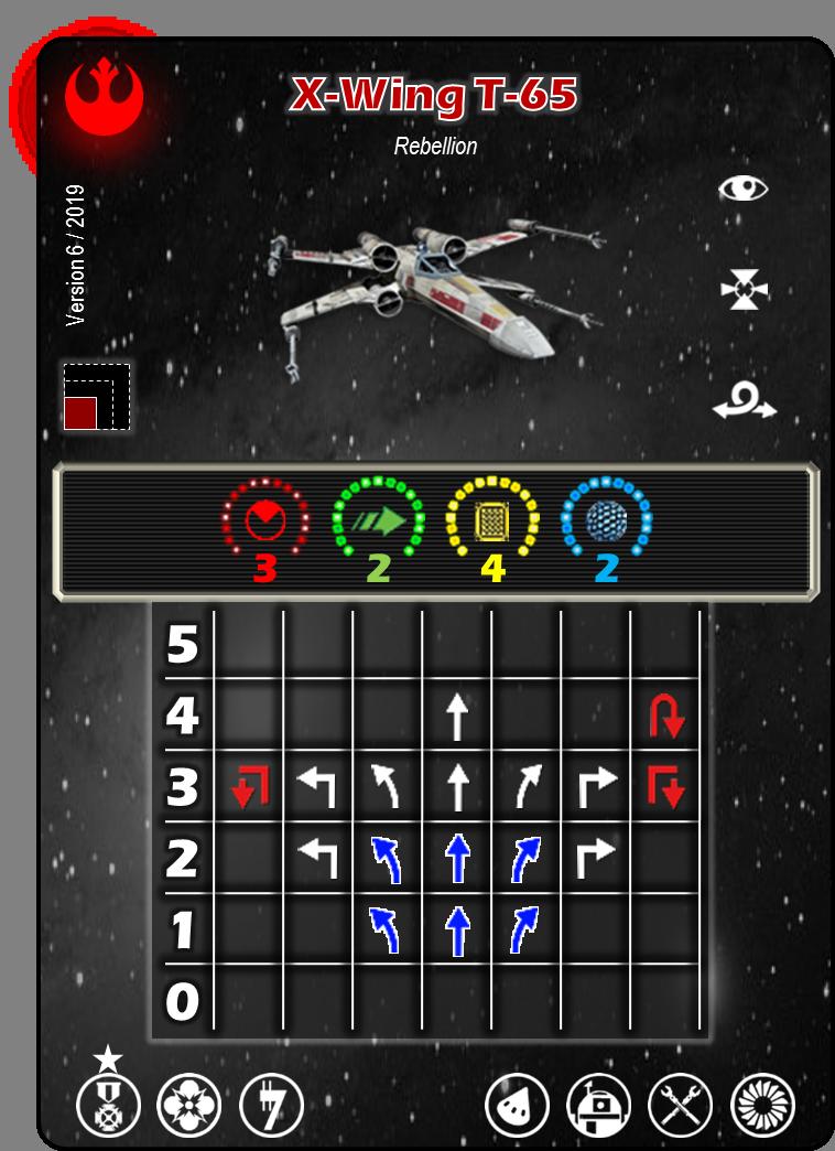[Schiffsbeschreibung] X-Wing T65 001_s310