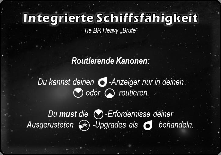 """[Schiffsbeschreibung] Tie /BR Heavy """"Brute"""" 001_s513"""