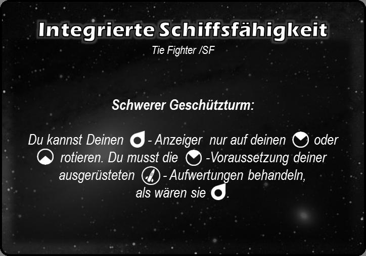 [Schiffsbeschreibung] TIE/SF Jäger der Spezialeinheiten 001_sh44