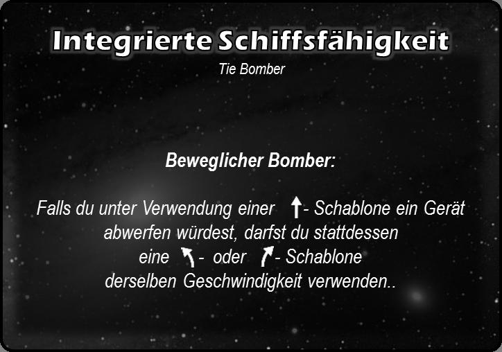 [Schiffsbeschreibung] TIE Bomber 001_sh51