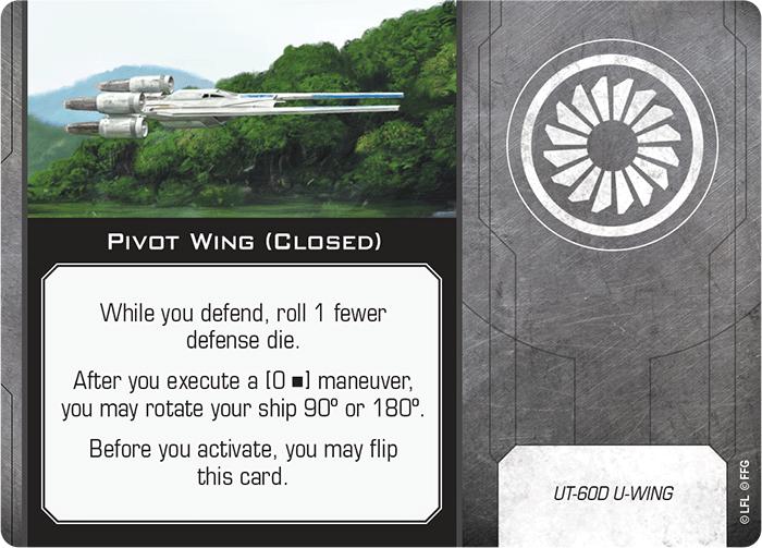 [Schiffsbeschreibung] U-Wing D_konf17