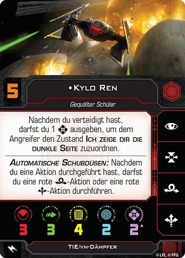 """[Schiffsbeschreibung] TIE VN """"Dämpfer"""" [Silencer] D_tie-30"""