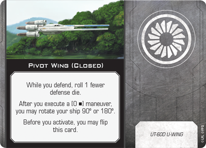 [Schiffsbeschreibung] U-Wing E_conf14