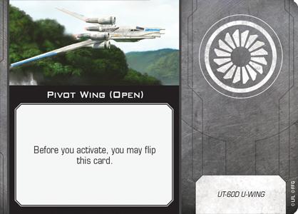 [Schiffsbeschreibung] U-Wing E_conf15