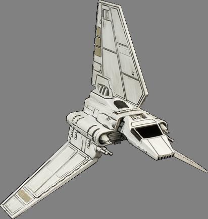[Schiffsbeschreibung] Raumfähre der Lambda-Klasse Lambda10