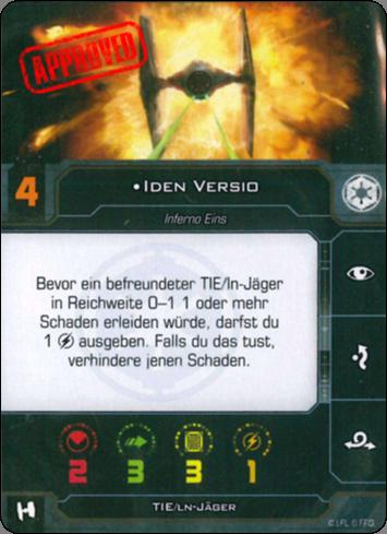 [Schiffsbeschreibung] TIE Jäger (TIE Fighter/LN) Mer-t101
