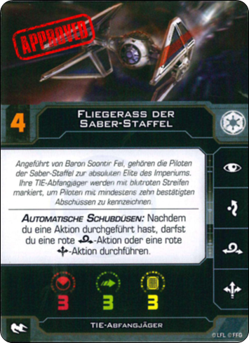 [Schiffsbeschreibung] TIE Abfangjäger (Interceptor) Mer-t103