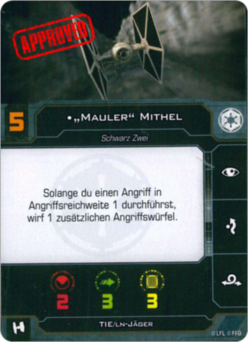 [Schiffsbeschreibung] TIE Jäger (TIE Fighter/LN) Mer-ti53