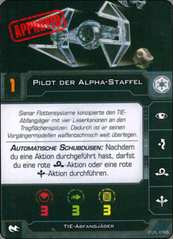 [Schiffsbeschreibung] TIE Abfangjäger (Interceptor) Mer-ti61