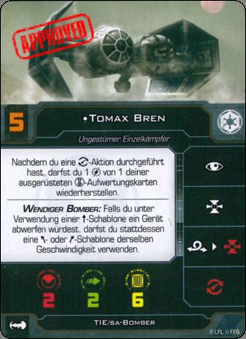 [Schiffsbeschreibung] TIE Bomber Mer-ti69