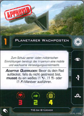 [Schiffsbeschreibung] TIE Stürmer (Striker) Mer-ti81