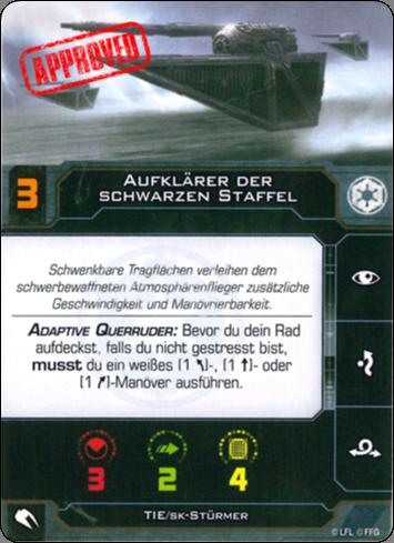 [Schiffsbeschreibung] TIE Stürmer (Striker) Mer-ti82