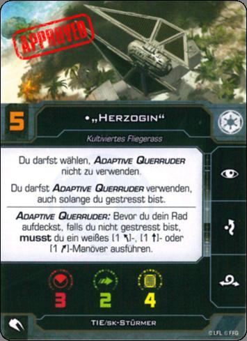 [Schiffsbeschreibung] TIE Stürmer (Striker) Mer-ti83