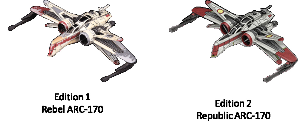 [Schiffsbeschreibung] ARC-170 (Rebellen) Vergle11