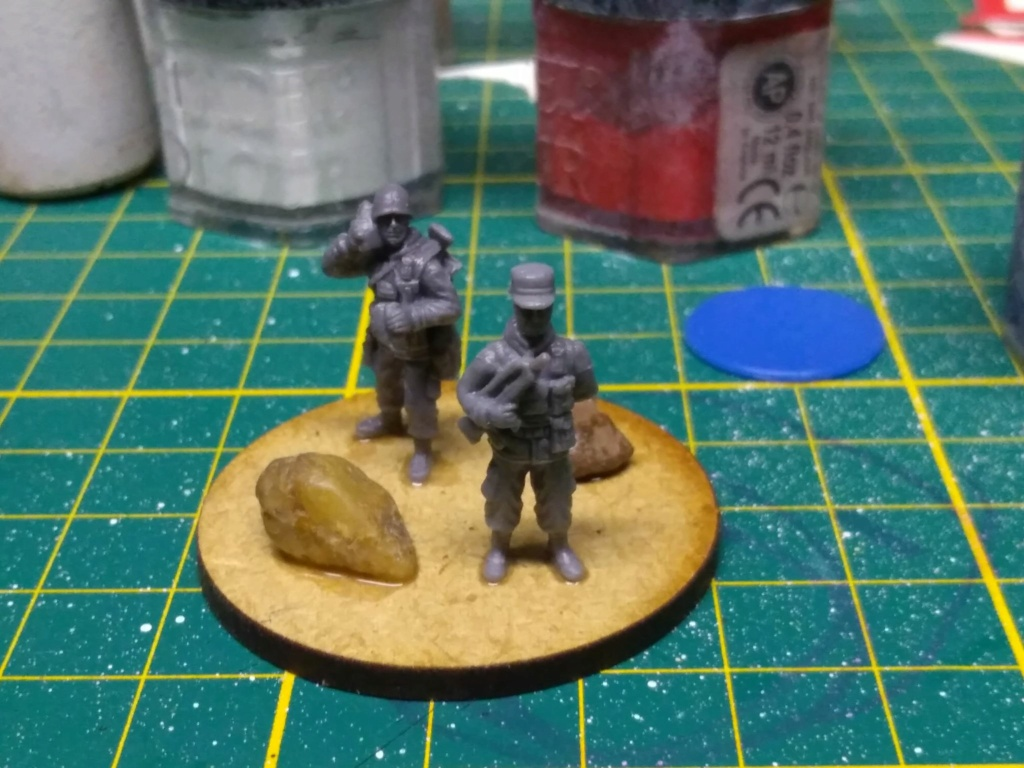 Opération Serval (Mali 2013) au 1/72e (wargame moderne, Caesar Miniatures) 15120410